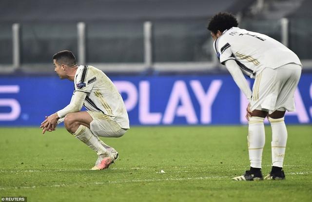 C.Ronaldo bất lực nhìn Juventus bị loại cay đắng dưới tay Porto - 18