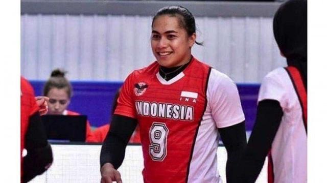 Vận động viên bóng chuyền nữ Indonesia bị phát hiện là... nam giới - 2