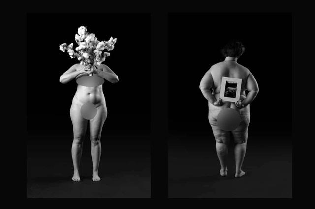 Phụ nữ lớn tuổi khỏa thân: Tuổi nào cũng đẹp, không có gì phải ngại - 2