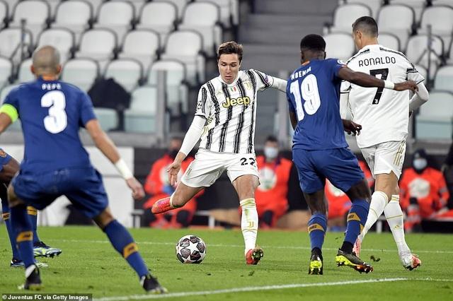 C.Ronaldo bất lực nhìn Juventus bị loại cay đắng dưới tay Porto - 5