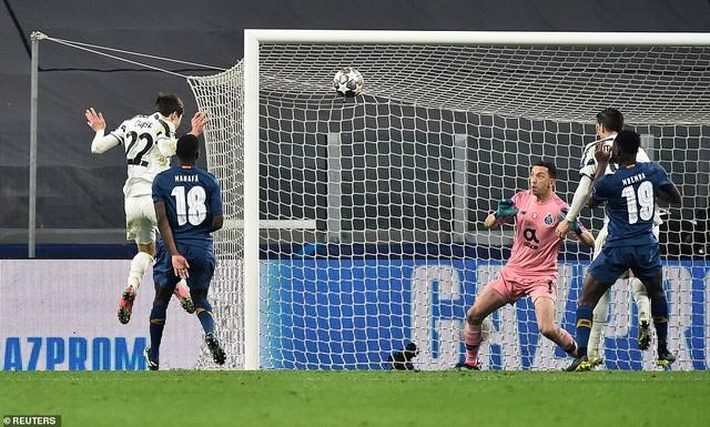 C.Ronaldo bất lực nhìn Juventus bị loại cay đắng dưới tay Porto - 8