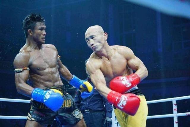 Đệ nhất Thiếu Lâm tan mộng đấu Tứ thiên vương Muay Thái - 1