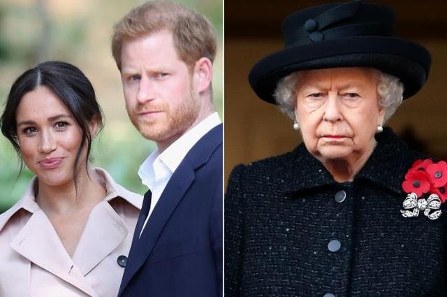 Hoàng gia Anh lên tiếng về cuộc phỏng vấn bom tấn của vợ chồng Harry - 1