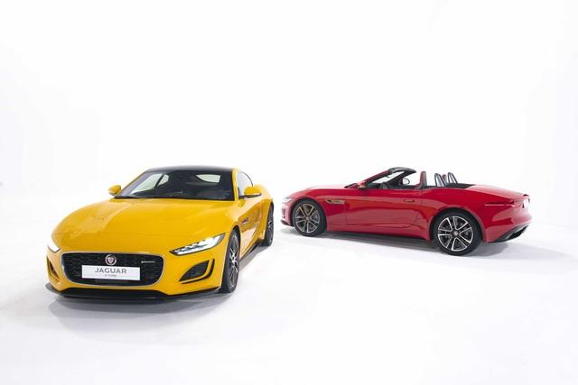 Jaguar F-TYPE mới về Việt Nam có giá lên đến 15,29 tỷ đồng - 2