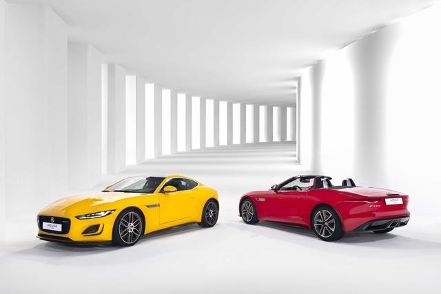 Jaguar F-TYPE mới về Việt Nam có giá lên đến 15,29 tỷ đồng - 1