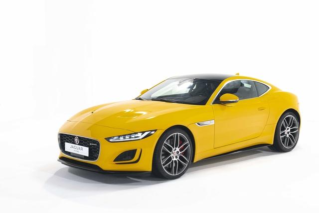 Jaguar F-TYPE mới về Việt Nam có giá lên đến 15,29 tỷ đồng - 18