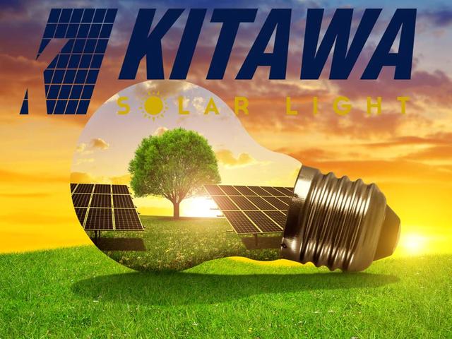 Kitawa - Thương hiệu hàng đầu cung cấp đèn năng lượng mặt trời - 1