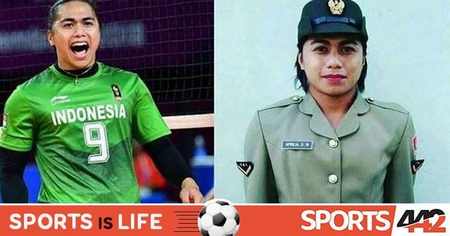 Vận động viên bóng chuyền nữ Indonesia bị phát hiện là... nam giới - 1