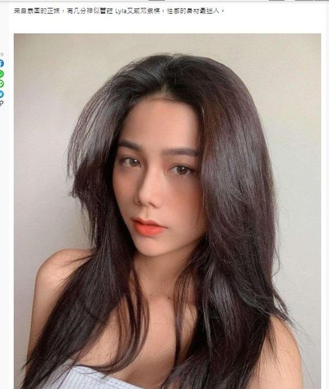 Nữ sinh Việt được truyền thông Trung Quốc khen vóc dáng quyến rũ gợi cảm - 1