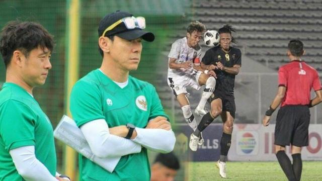 HLV Shin Tae-yong chỉ ra nguy cơ thất bại khi đối đầu HLV Park Hang Seo - 1