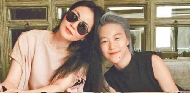 Tò mò về mối tình đồng tính giữa Châu Tấn và con gái Vương Phi - 2