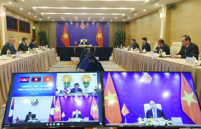 Thủ tướng Việt - Lào - Campuchia hội đàm, thúc đẩy hợp tác biên giới - 2