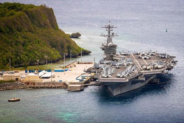 Đô đốc Mỹ muốn giăng lưới phòng thủ đề phòng Trung Quốc tấn công Guam - 1