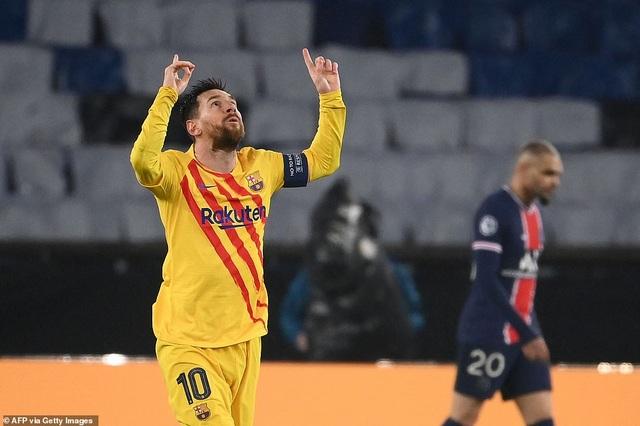 PSG 1-1 Barcelona: Messi ghi bàn và đá hỏng phạt đền - 13