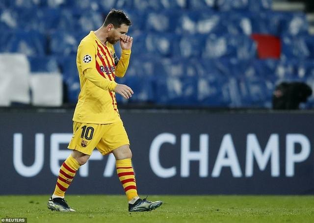 PSG 1-1 Barcelona: Messi ghi bàn và đá hỏng phạt đền - 11