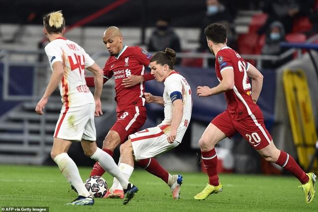 Chiến thắng chớp nhoáng, Liverpool tiến vào tứ kết Champions League - 1