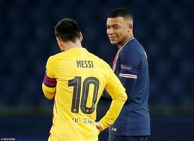 PSG 1-1 Barcelona: Messi ghi bàn và đá hỏng phạt đền - 14