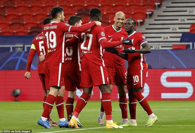 Chiến thắng chớp nhoáng, Liverpool tiến vào tứ kết Champions League - 5