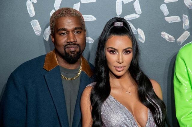 Kanye West cắt đứt liên hệ với Kim Kardashian - 5
