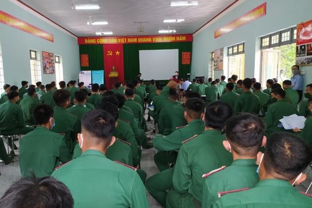 Đắk Lắk: Tư vấn, giới thiệu việc làm cho gần 3.000 quân nhân xuất ngũ - 2