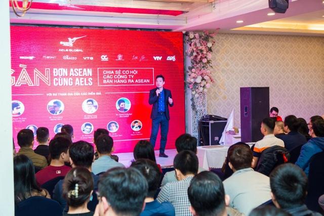 AELS Global - mở đường mới đưa hàng Việt ra thế giới - 1