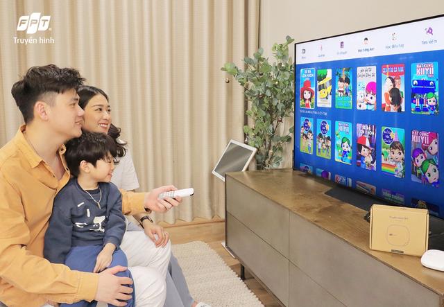 Gia đình Xoài: Chủ động bảo vệ con trên các kênh giải trí trực tuyến - 2