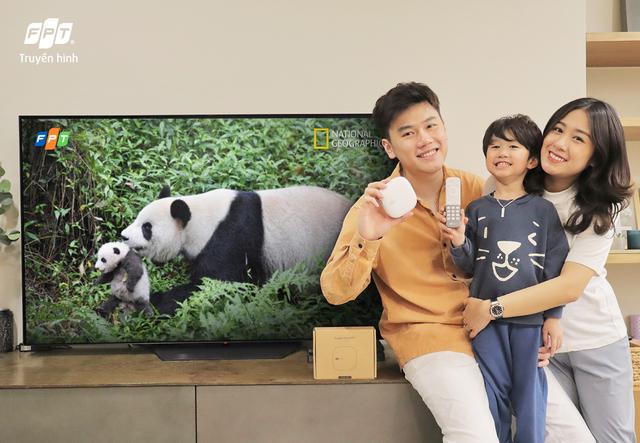 Gia đình Xoài: Chủ động bảo vệ con trên các kênh giải trí trực tuyến - 3