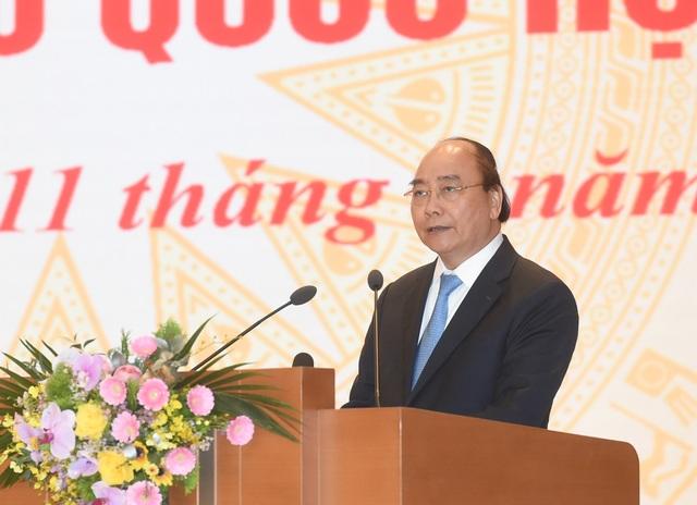 Thủ tướng Nguyễn Xuân Phúc được giới thiệu ứng cử đại biểu Quốc hội - 1