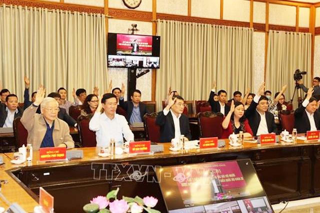 Tổng Bí thư, Chủ tịch nước được giới thiệu ứng cử đại biểu Quốc hội - 3