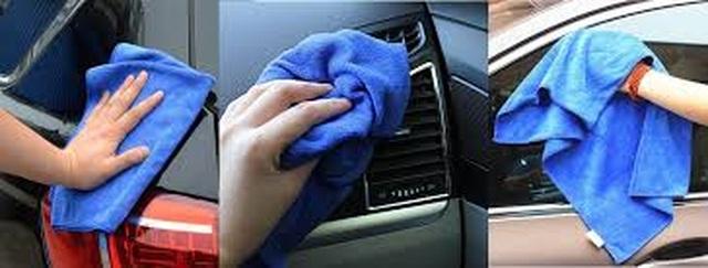 Chọn khăn lau ô tô - Những lưu ý tránh làm hư hại xế cưng - 2