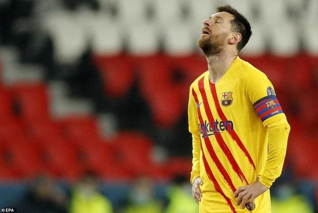 HLV Koeman tin Messi vẫn gắn bó với Barcelona sau thất bại trước PSG - 3