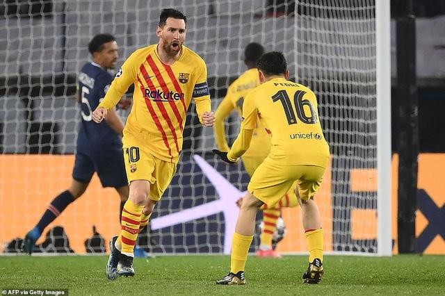 HLV Koeman tin Messi vẫn gắn bó với Barcelona sau thất bại trước PSG - 1