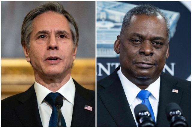 Hai Bộ trưởng Mỹ cùng tới châu Á, gửi tín hiệu tới Trung Quốc - 1