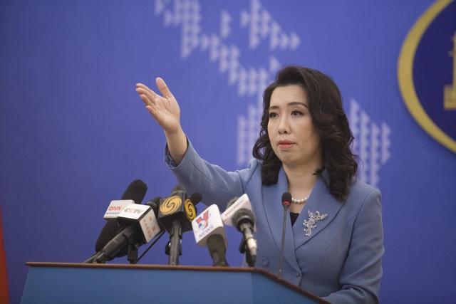 Trung Quốc diễn tập tại Hoàng Sa, Việt Nam cáo buộc vi phạm chủ quyền - 1