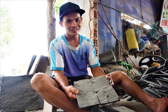 Nhọc nhằn nghề chẻ đá đổi cơm ở Đà Nẵng - 7