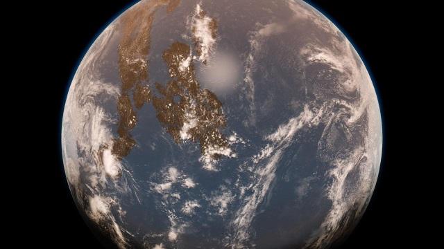 Trái đất cổ đại là một thế giới ngập nước? - 1