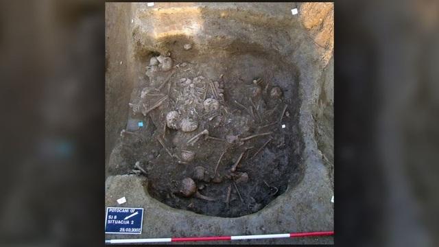 Phát hiện hố tử thần thời Đồ đá mới cách đây 6.200 năm - 2