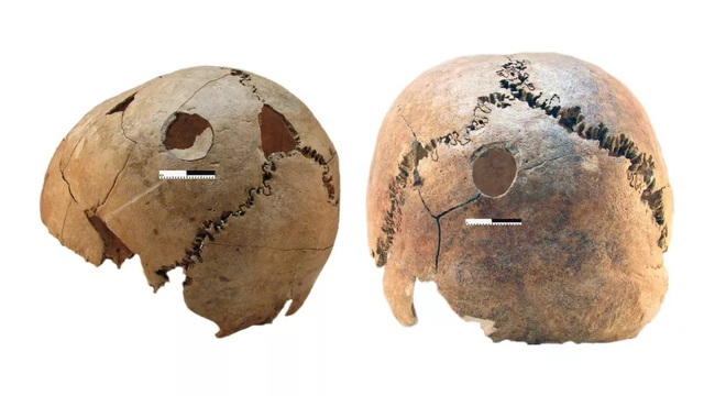 Phát hiện hố tử thần thời Đồ đá mới cách đây 6.200 năm - 1
