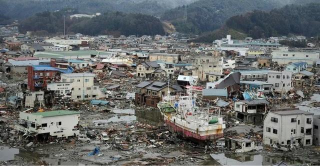 Sóng thần quỷ dữ ngày ấy và sự hồi sinh kỳ diệu của Nhật Bản - 11