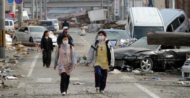 Sóng thần quỷ dữ ngày ấy và sự hồi sinh kỳ diệu của Nhật Bản - 7