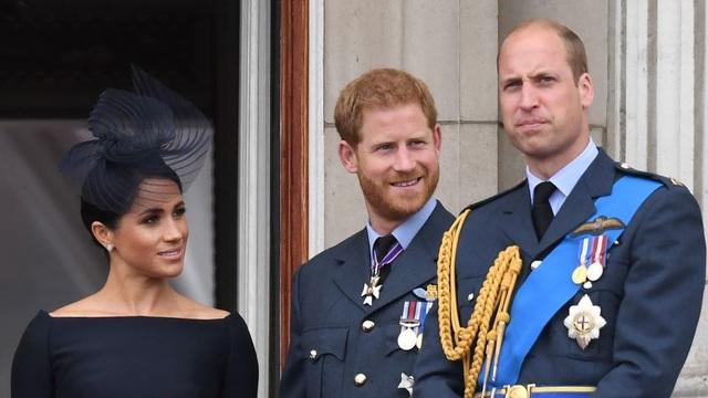 Hoàng tử William phản pháo cuộc phỏng vấn rúng động hoàng gia của em dâu - 1