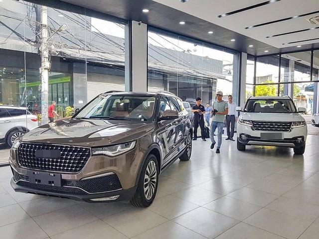 Trung Quốc lọt top 3 nước xuất khẩu xe nhiều nhất vào Việt Nam - 1