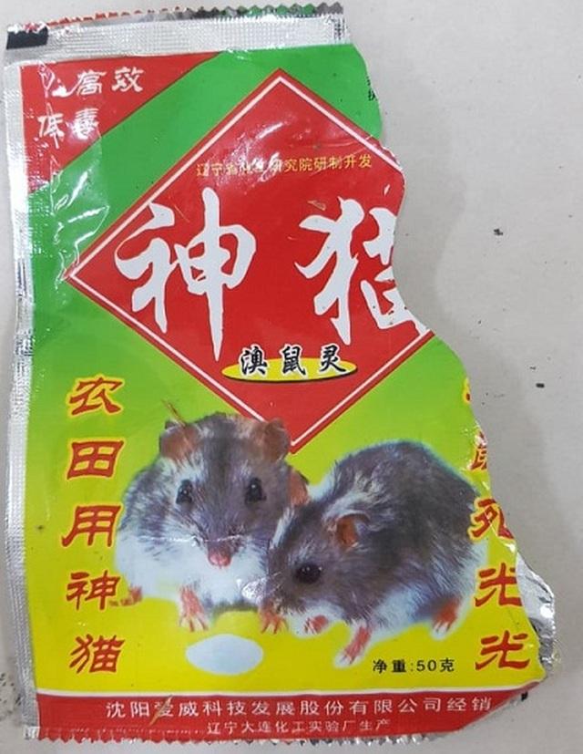 Hiểm họa chết người từ chất độc trong thuốc diệt chuột đã cấm dùng 20 năm - 1
