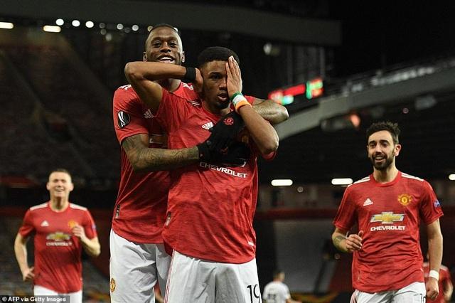 Maguire trở thành tội đồ trong ngày Man Utd bị AC Milan cầm hòa - 8