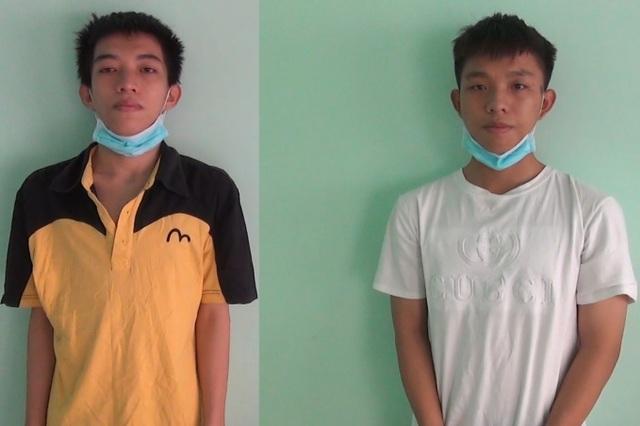Bắt tạm giam 4 tháng đối với 2 anh em trai cướp ngân hàng ở Kiên Giang - 1