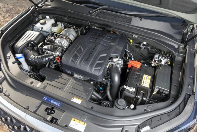 Phá sản đến nơi, Ssangyong vẫn ra xe Rexton mới - 35