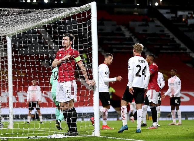 Maguire trở thành tội đồ trong ngày Man Utd bị AC Milan cầm hòa - 2