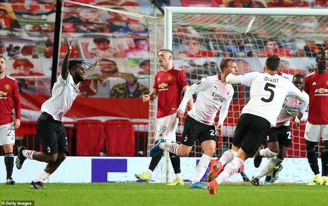 Maguire trở thành tội đồ trong ngày Man Utd bị AC Milan cầm hòa - 11