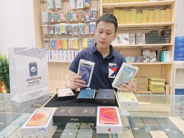 Việt Trung Mobile chia sẻ 5 dấu hiệu nhận biết điện thoại nhiễm virus - 2