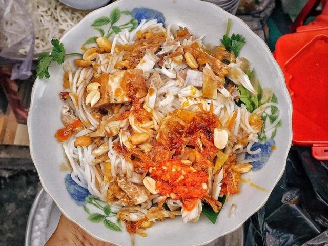 Mê mẩn với hương vị của món bún mắm nêm trứ danh ở Đà Nẵng - 1